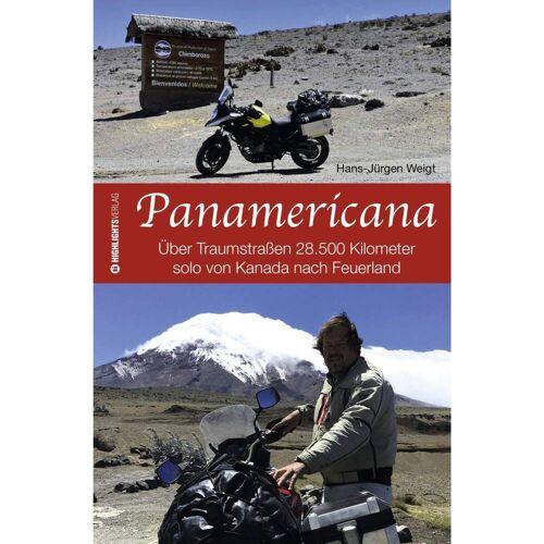 PANAMERICANA -  Motorisiert um die Welt