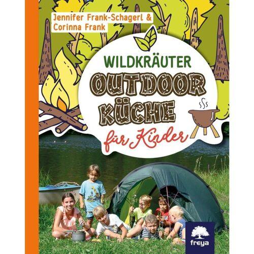 WILDKRÄUTER-OUTDOORKÜCHE FÜR KINDER - Sachbuch