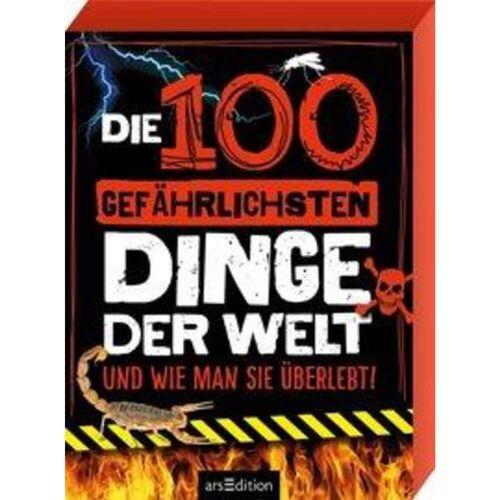 DIE 100 GEFÄHRLICHSTEN DINGE DER WELT - Sachbuch