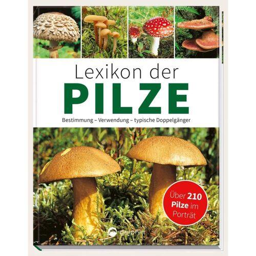 LEXIKON DER PILZE -  Tiere, Pflanzen und Garten