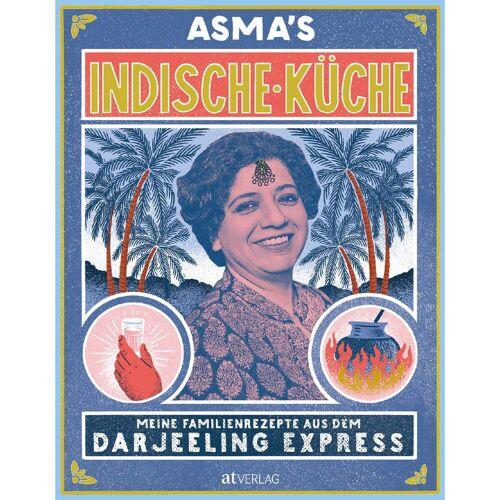 ASMA' S INDISCHE KÜCHE -  Kochbücher