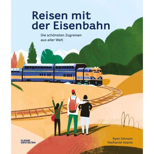 REISEN MIT DER EISENBAHN - Sachbuch