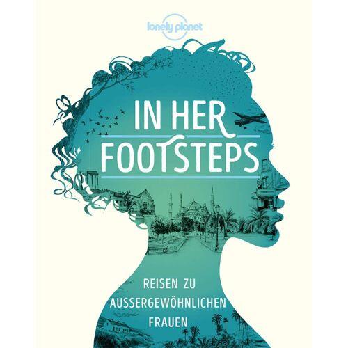 LP BILDBAND IN HER FOOTSTEPS -  Bildbände - Neu 2021 Wissensbücher Menschen