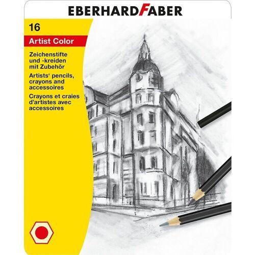 Eberhard Faber Malstift »Zeichenset, 16-tlg.«