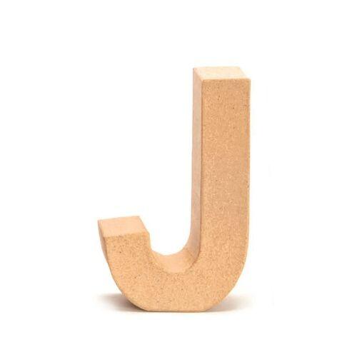 VBS Deko-Buchstaben »Papp-Buchstabe«, 17,5 cm hoch