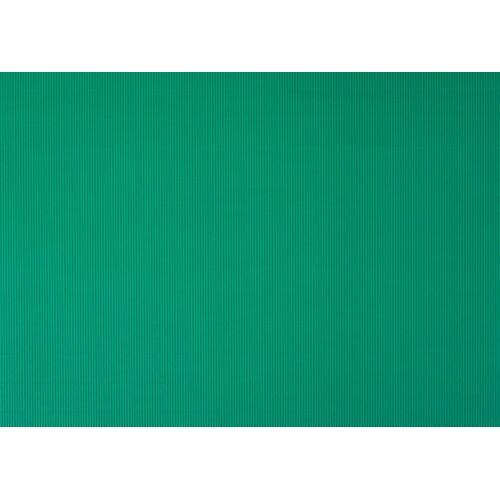 Folia Papierkarton, 70 cm x 50 cm, Grün