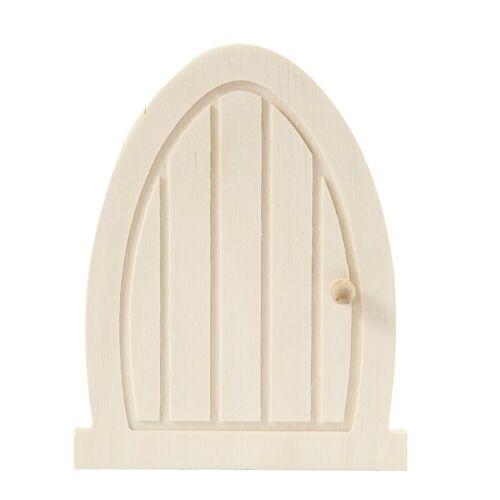 VBS Dekofigur »Tür«, 10 cm x 13 cm x 0,5 cm