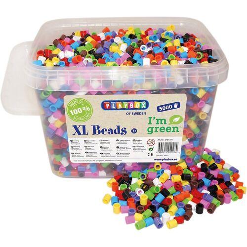 Playbox Bügelperlen »XL-Öko-Bügelperlen, 5.000 Stück«