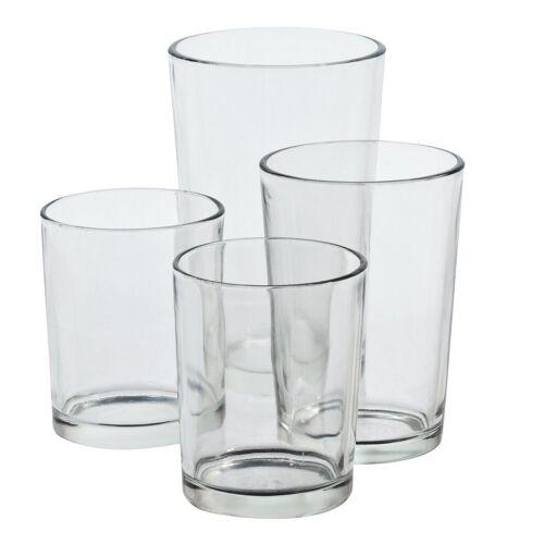 VBS Teelichthalter »Teelichtgläser«, 4er-Set