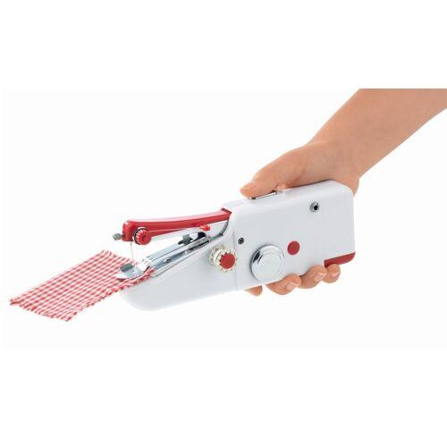 EASYmaxx Nähmaschine, Hand-Nähmaschine 9 Teile