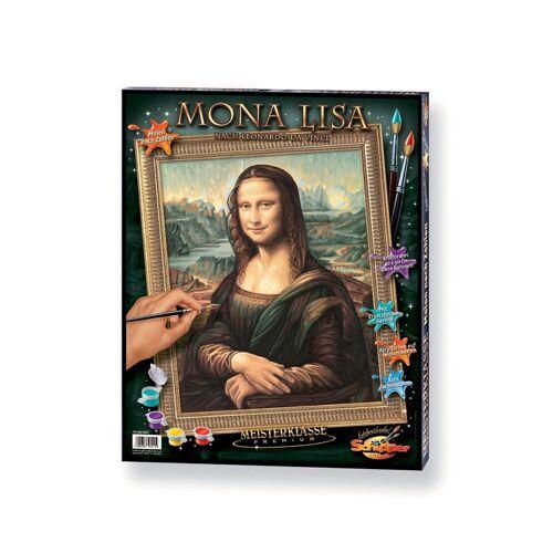 Schipper Malen nach Zahlen »Mona Lisa«