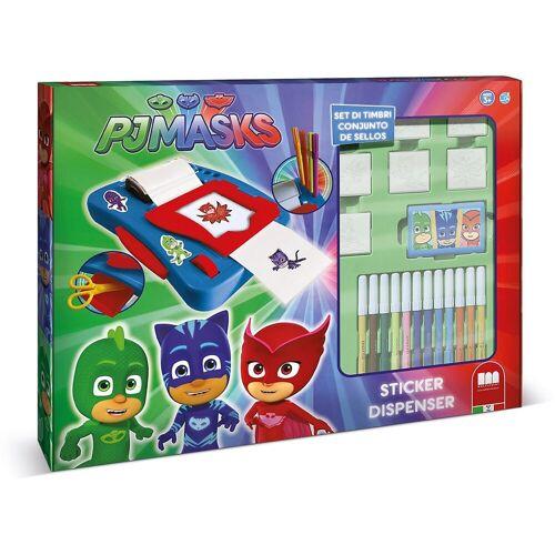 PJ Masks Sticker »PJ MASK Sticker Machine«