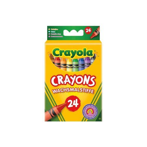 Crayola® Wachsmalstifte, 24 Farben