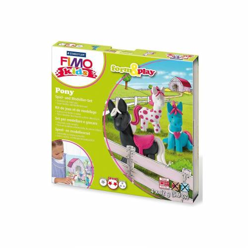 Staedtler FIMO kids Form & Play Pony
