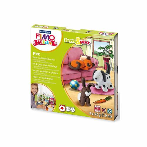 Staedtler FIMO kids Form & Play Pet