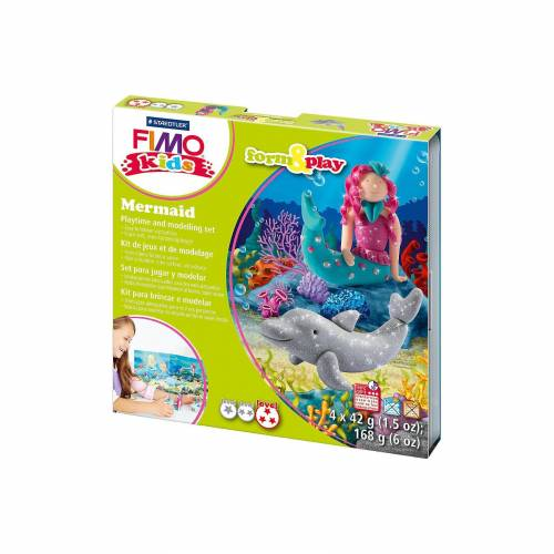 Staedtler FIMO kids Form & Play Mermaid