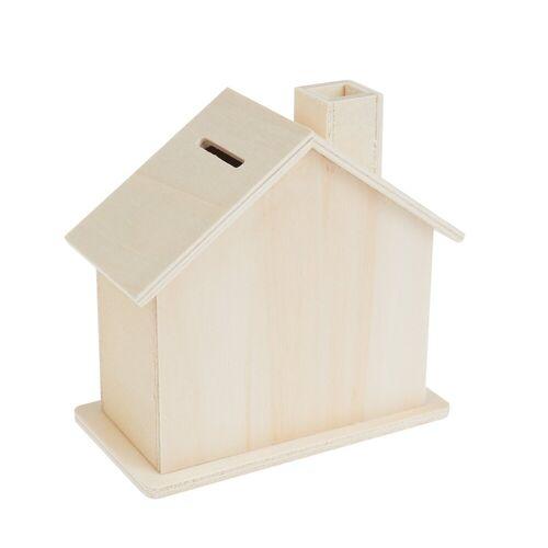 VBS Spardose »Haus«, 10 cm