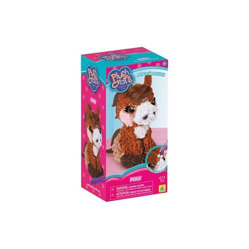 PlushCraft Plush Craft 3D-Figur Pony