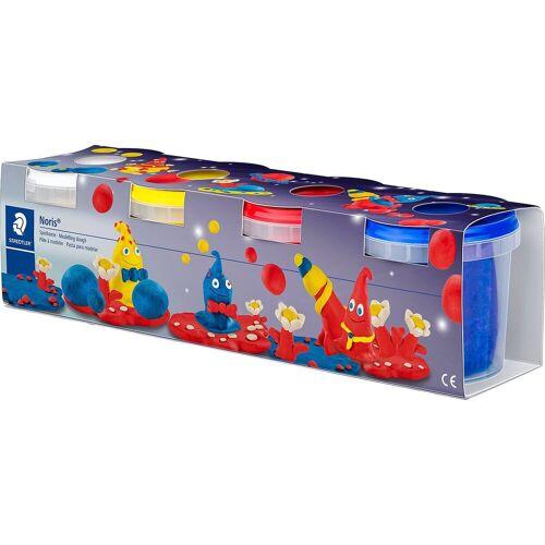 Staedtler Knete »NORIS Spielknete, extra weich, 4 Basisfarben«