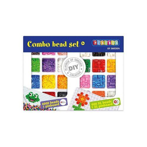 Playbox Bügelperlen »Bügelperlen-Set mit XL & Midi-Perlen«