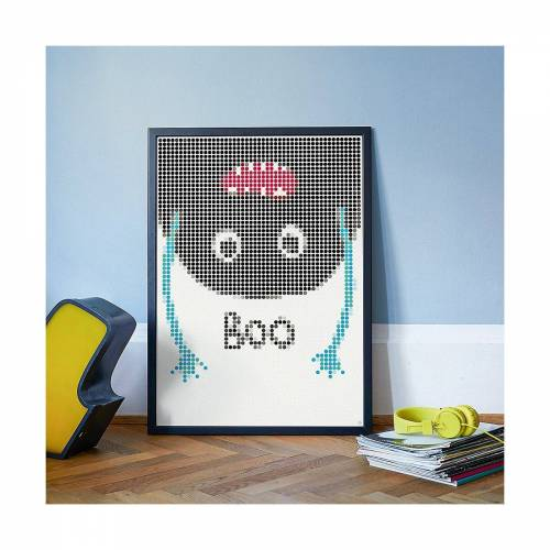 Dot On Malvorlage »art - boo, 50 x 70 cm«