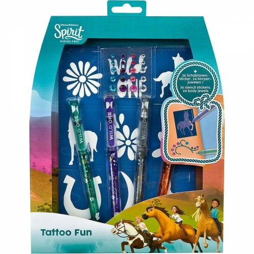 UNDERCOVER Schmuck-Tattoo »Spirit Tattoo Fun«