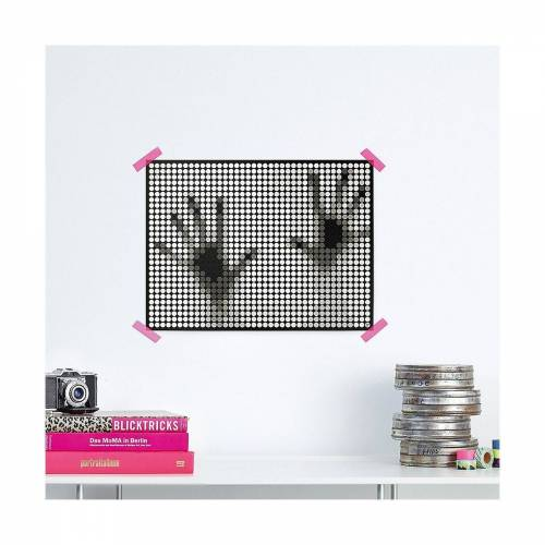Dot On Malvorlage »art - hände, 30 x 40 cm«
