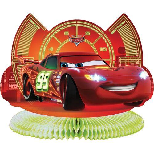 Procos Tischdekoration Cars Neon