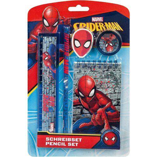 UNDERCOVER Schreibset Spider-Man, 5-tlg.