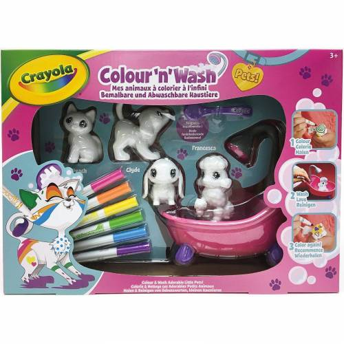 Crayola® Colour ´N´ Wash - Spielset