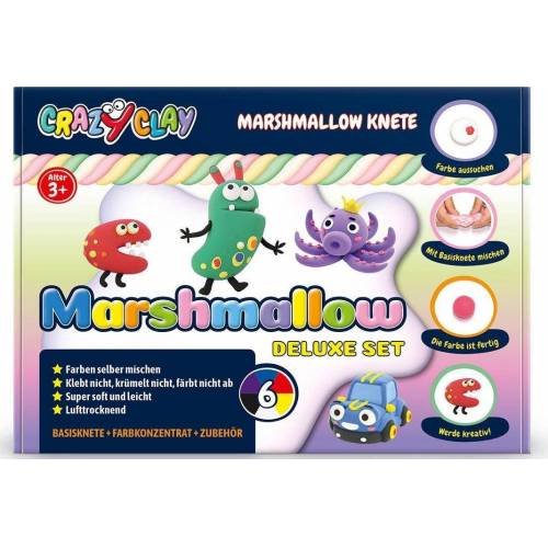 INTELLIGENTE knete »Marshmallow Deluxe-Set«