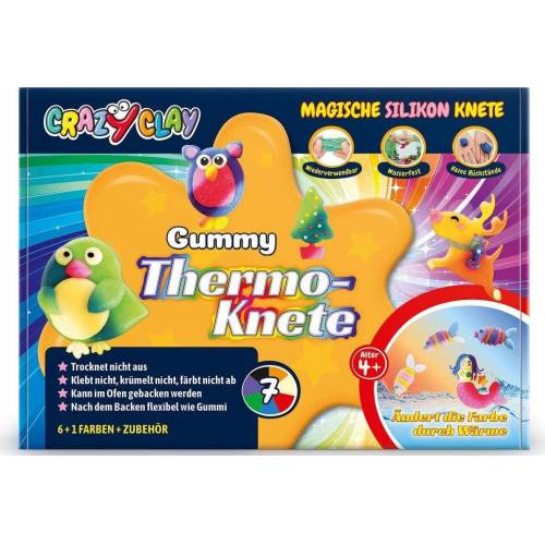 INTELLIGENTE knete »Gummy Thermoknete-Set«