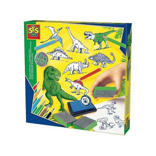 Creative SES Creative Stempel »Dino-Stempel«