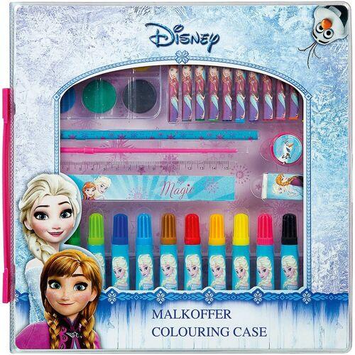 UNDERCOVER Malkoffer Disney Die Eiskönigin, 24-tlg.