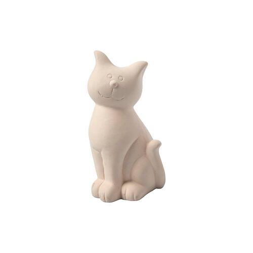 Spardose, Katze, H 14 cm, 8 Stck.