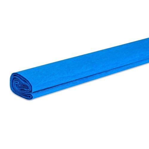 VBS Feinpapier, 200 cm x 50 cm, Blau