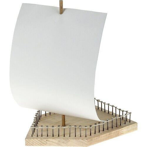 Pebaro Holzbaukasten »Holzbausatz Schiff«