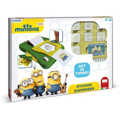 Minions Sticker »Sticker Machine«