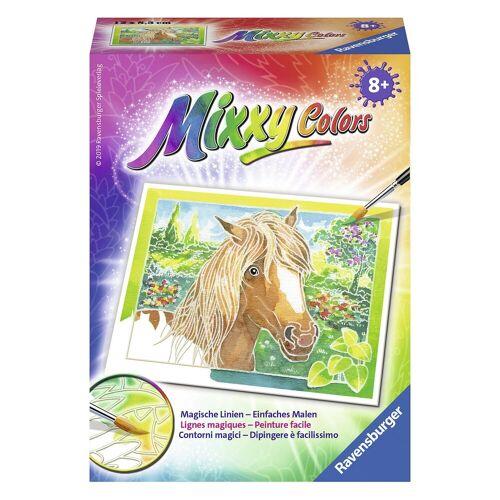 Ravensburger Malset Mixxy Colors, 8,5 x 12 cm, Pferd