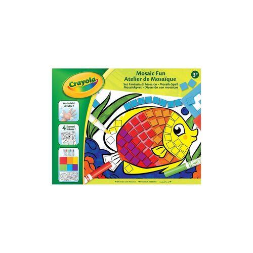Crayola® Mosaik-Spaß