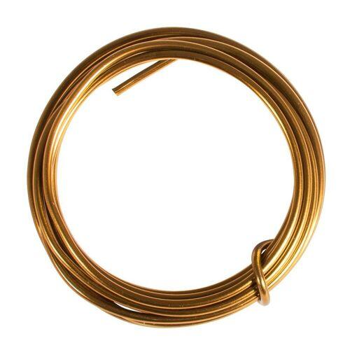 Rayher Draht »Alu-Draht 2 mm«, 2 m lang