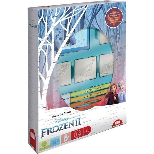 Frozen 2 Stempel-Box, 4 Stempel