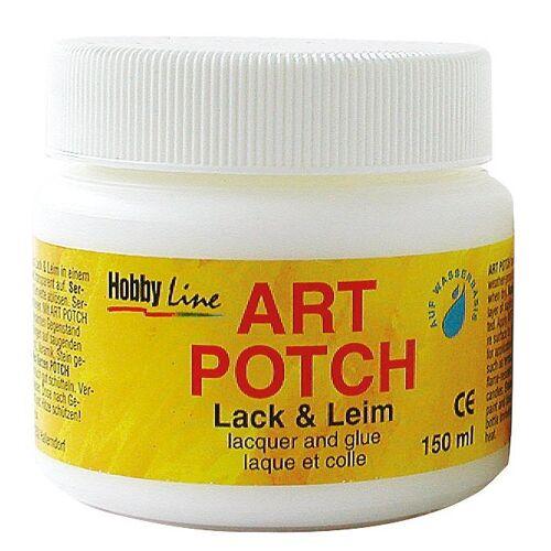 Kreul Serviettenlack Art Potch, matt, 150 ml
