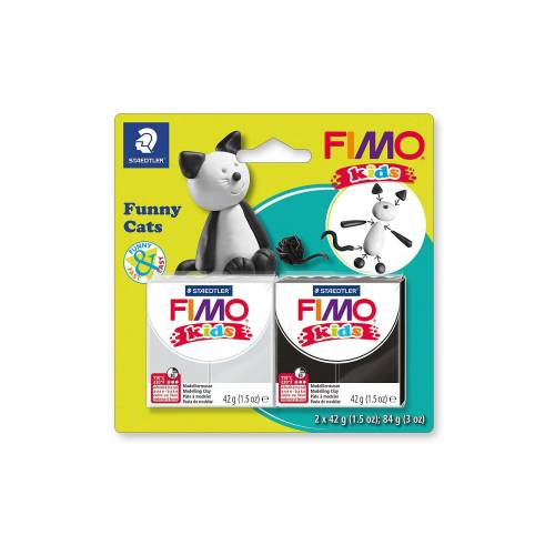 Staedtler FIMO kids Funny Cats