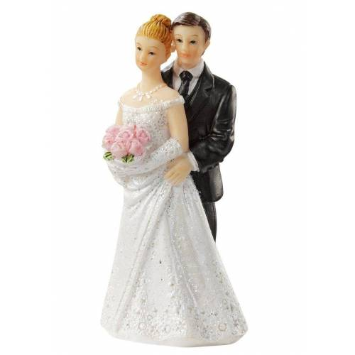 Hochzeitspaar, ca. 6,5cm