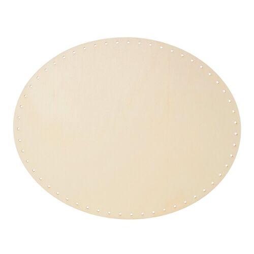 Peddigrohr-Boden oval, 4 mm, 35 x 28 cm