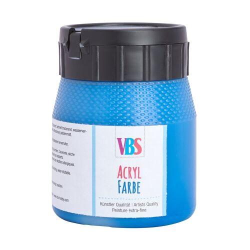 VBS Acrylfarbe, 250 ml, Primärblau