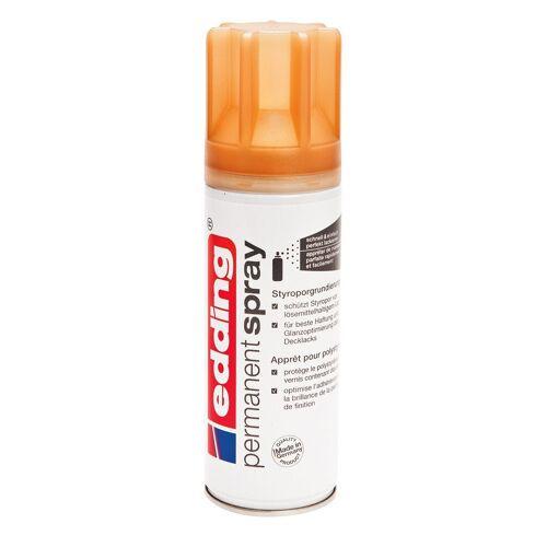 EDDING permanent spray, Grundierung, Styropor