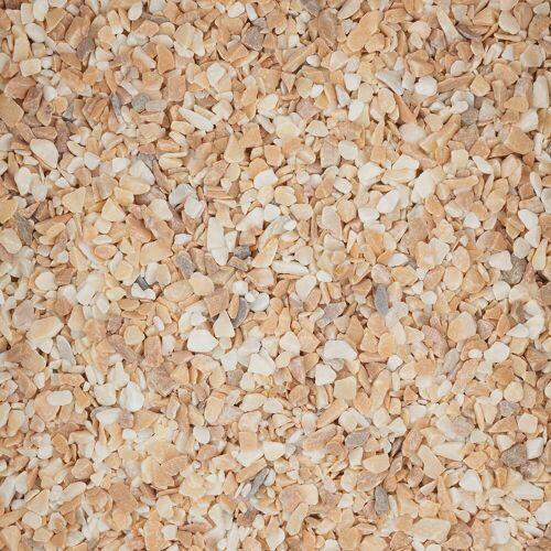 Natursteine 1 Kg Dekosteine, Natur