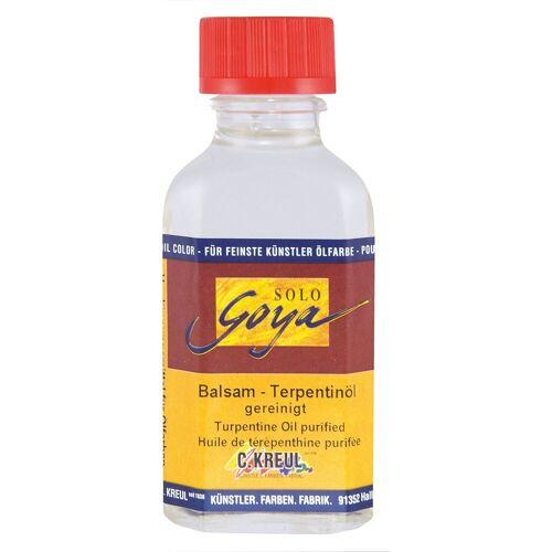 C. KREUL SOLO GOYA Terpentinöl Balsam 50 ml